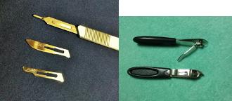スコーラ、巻き爪用の爪切り